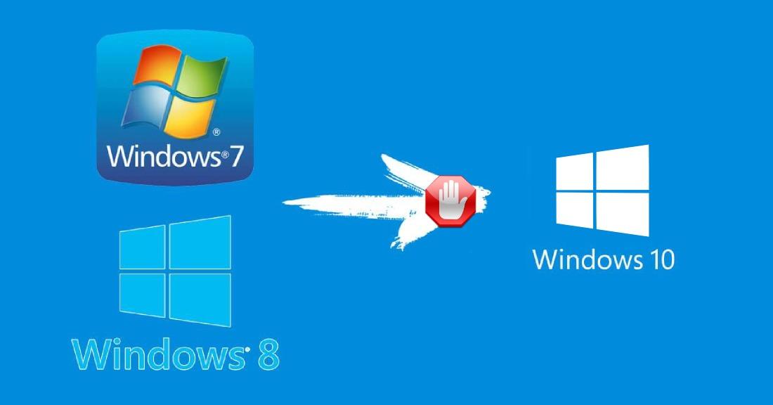 Desactivar la actualización a windows 10